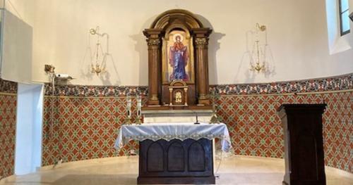 Odkrycie i konserwacja fresków w kościele w Grabowcu - 2017 - 2019