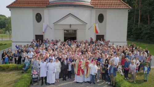 Dożynki parafialne 22.08.2021