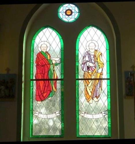 Św. Mateusz i Św. Marek