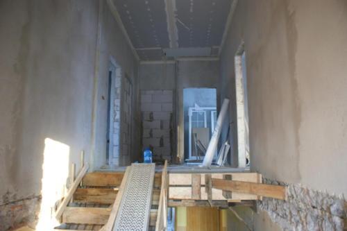 Remont Domu Parafialnego - 2010-2011