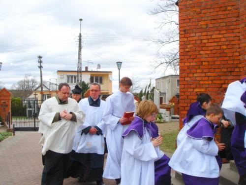 Wizytacja duszpasterska - 2011