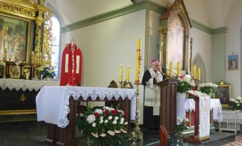 Wizytacja-spotkanie modlitewne, 15.05.2021