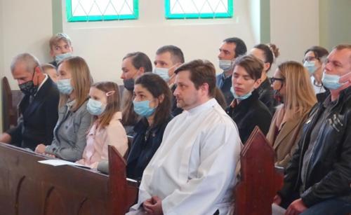 Nawiedzenie Obrazu Św. Rodziny - Msza św.