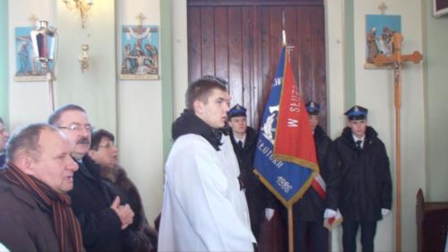 Wprowadzenie Ks. Proboszcza w Urząd - 2011