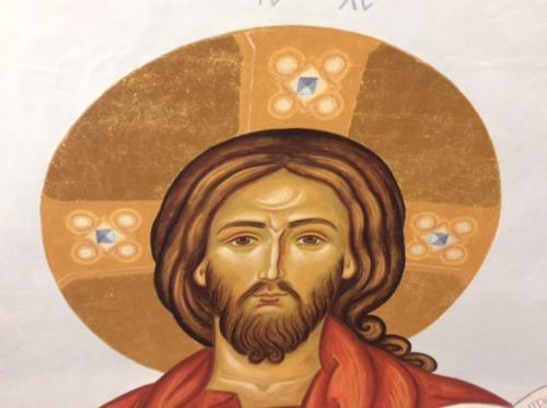 Mozaika Chrystusa Króla 2020
